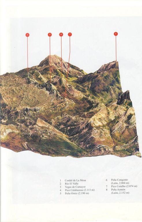 montañas babia