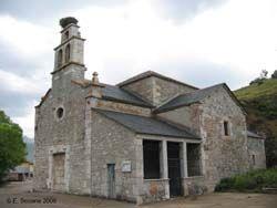 iglesia de quintanilla de babia